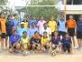 JNTUK Volleyball Women Team Selections Trails 2018