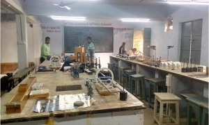 Physics and Chemistry Labs