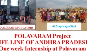 TPO-One Week Internship at Polavaram